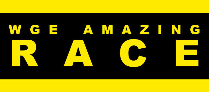 6 Amazing Race Logo