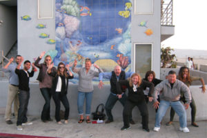 People let loose and have a great time with our San Francisco team building events