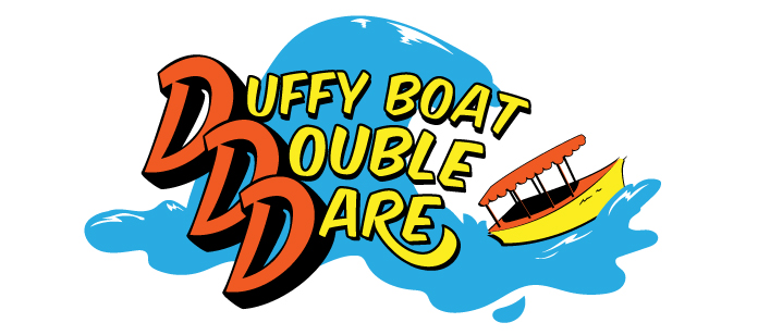 Duffy Boat Double Dare is a one-of-a-kind team building race