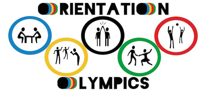 Orientation Olympics logo