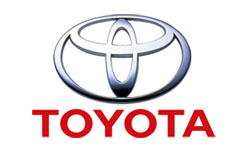 Toyota is one of our clients
