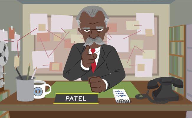 Countdown Patel