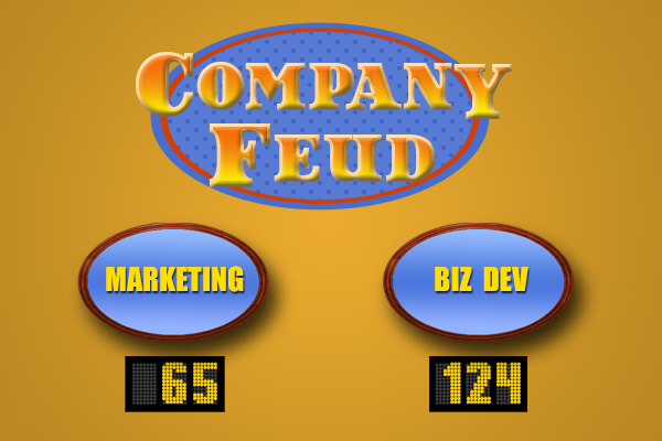 Family Feud Matchups
