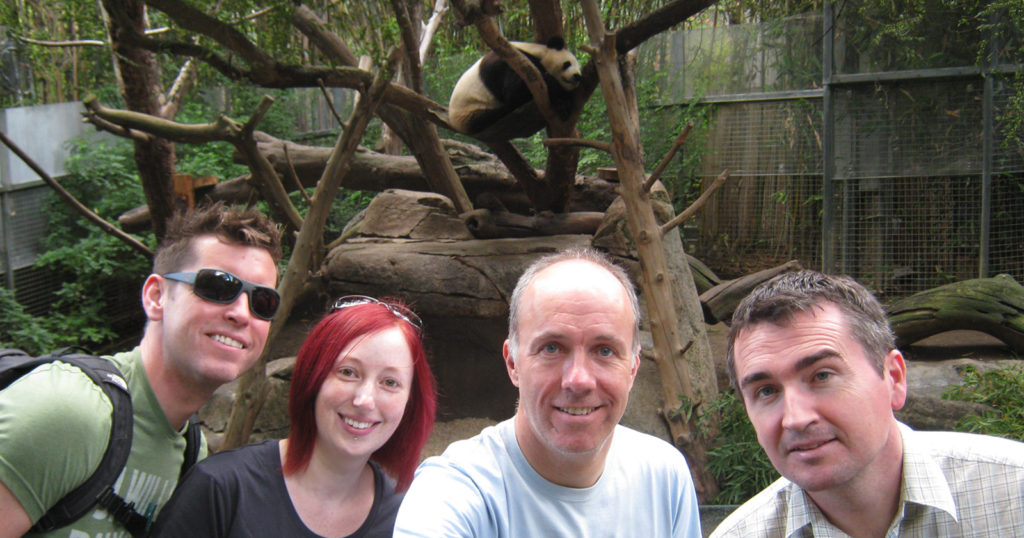 Zoos Clues is team building fun that you can't get anywhere else
