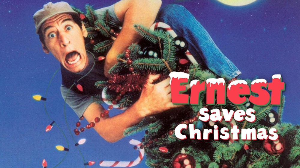 Ernest P. Worrel, where are you when we need you, buddy?